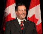 Jason Kenney, Canada's minister of national defence and minister for multiculturalism. (photo from forces.gc.ca)