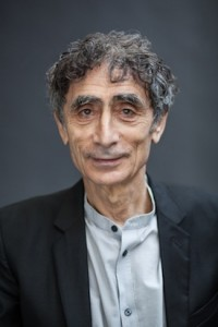 photo - Gabor Maté plays himself in Rita Bozi's The Damage is Done
