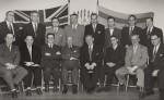 photo - Group of B'nai B'rith men, circa 1960
