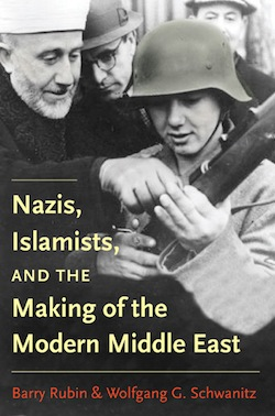 image -Nazis, Islamists and the Making of the Modern Middle East book cover