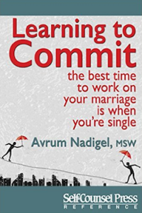 book cover - Learning to Commit