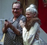 photo - William Samples and Christine McBeath in People, now at Jericho Arts Centre until Nov. 29