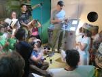 Children make film by selves