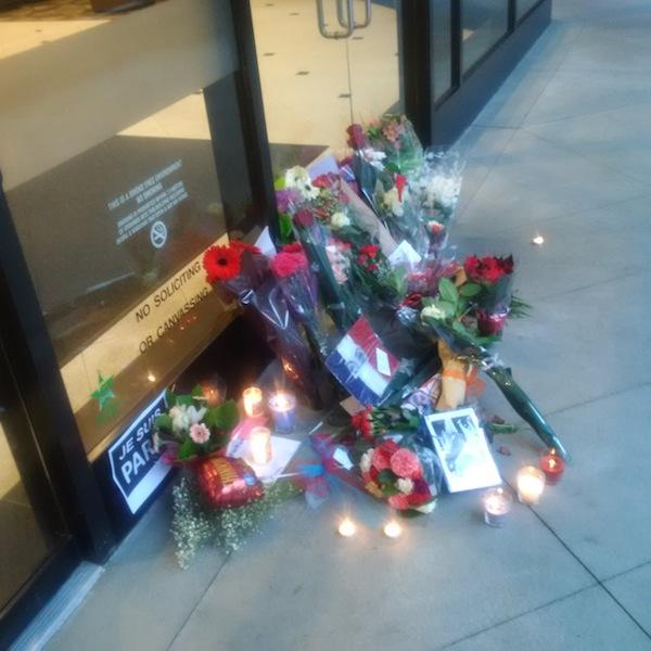הזדהו עם הקורבנות פיגועי הטרור שפקדו את פריז