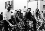 photo - United Synagogue Youth Cycle-athon, Vancouver, 1971