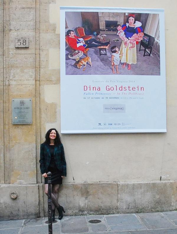 photo - Dina Goldstein (photo from Dina Goldstein)