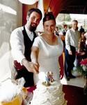 photo - Dan and Jen Silber met at Camp Moshava