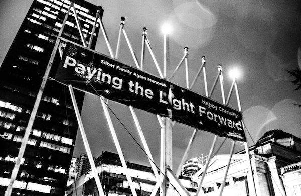 Lighting up Lower Mainland