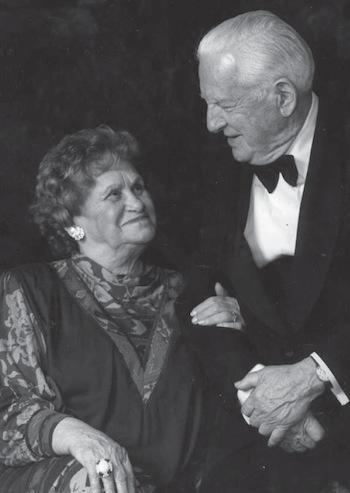 photo - Grandma Mary and Grandpa Ben Bodne