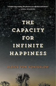 book cover - The Capacity for Infinite Happiness
