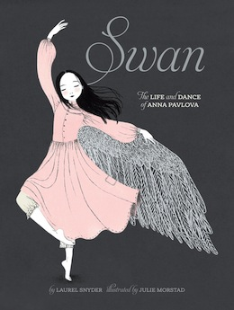 book cover - Swan