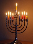 photo - The schools of Hillel and Shammai debated how the chanukiyah's candles should be lit