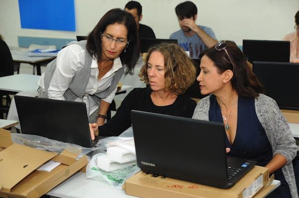A laptop for every teacher