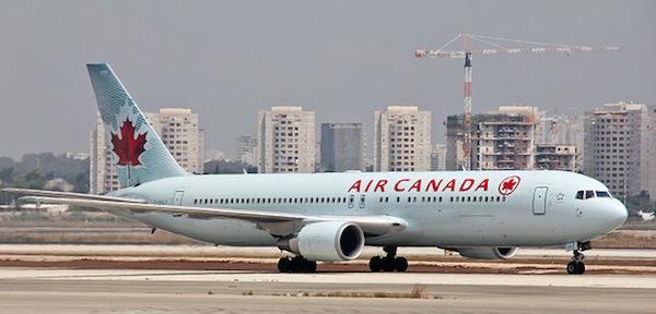אייר קנדה ממשיכה לגדול