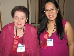 photo - Elizabeth Wolak and her daughter-in-law Anna Wolak