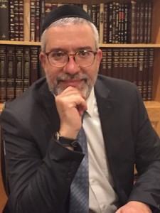 photo - Rabbi Ilan Acoca of Congregation Beth Hamidrash
