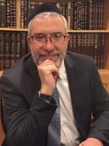 photo - Rabbi Ilan Acoca of Congregation Beth Hamidrash