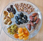 photo - Dried fruit and almonds are traditionally eaten on Tu b'Shevat