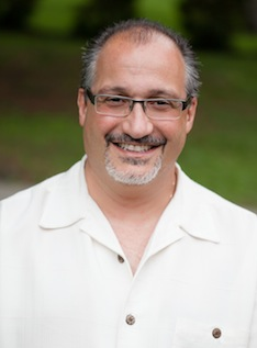 photo - Al Benarroch, executive director of Jewish Child and Family Services in Winnipeg