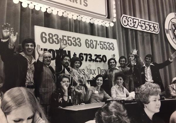 Variety telethon's 50th year