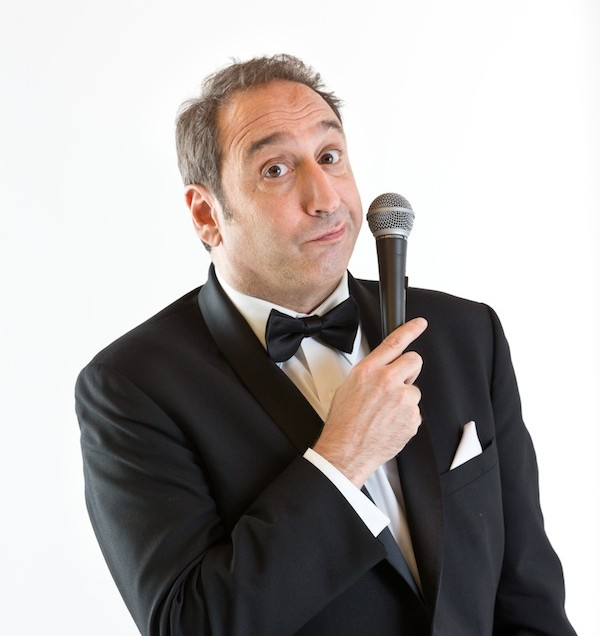 Join Hotz at Just for Laughs