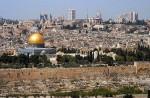 photo - Jerusalem from Mount of Olives