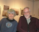 photo - Olga Campbell and Larry Green's shared exhibit at the Zack, Hidden, is on until March 6