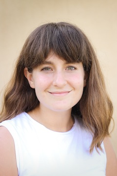 photo - Emily Berg, founder and chief executive officer of Blue Box Israel