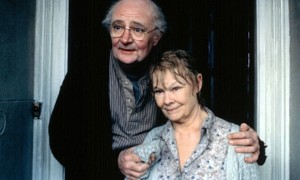 photo - Jim Broadbent with Judi Dench in Iris