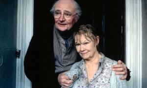 photo - Jim Broadbent with Judi Dench in Iris