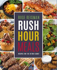 book cover - Rush Hour Meals: Recipes for the Entire Family
