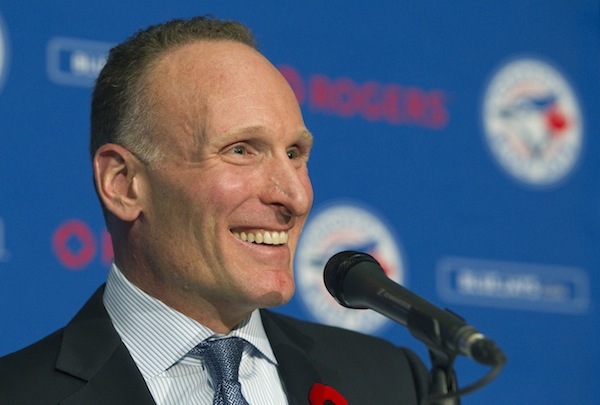 Blue Jays CEO wants to win