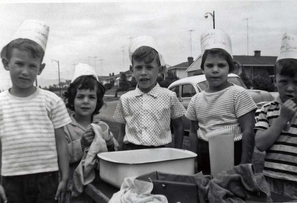 photo - Growing up in Oakridge