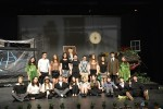 photo - The full cast of King David Players' Little Shop of Horrors