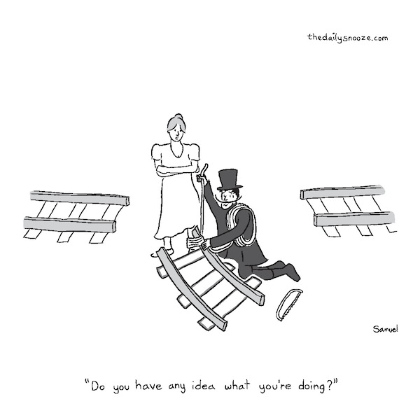 This week's cartoon … April 6/16