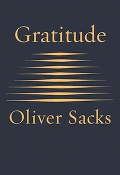 book cover - Gratitude