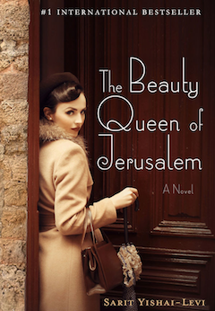 book cover - The Beauty Queen of Jerusalem