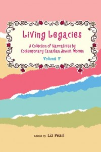 book cover- Living Legacies