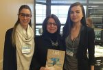 photo - Left to right: Dana Chappellaz, Susan Weidman Schneider and Yelena Maleyev