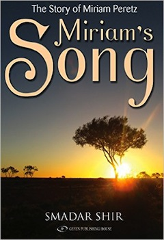 book cover - Miriam's Song