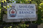 photo - Shalom Branch 178 began as Fairview Branch 178 in 1945