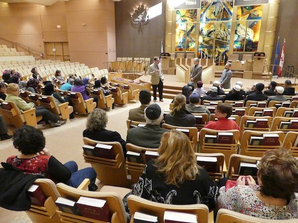 Jewish-Muslim unity efforts