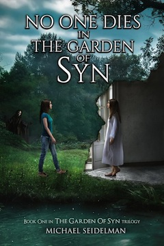 book cover - No One Dies in the Garden of Syn