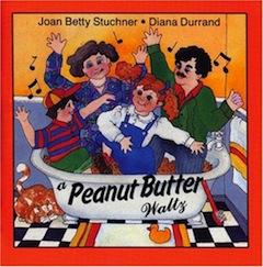 book cover - Peanut Butter Waltz