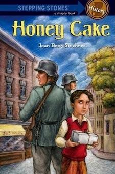 book cover - Honey Cake