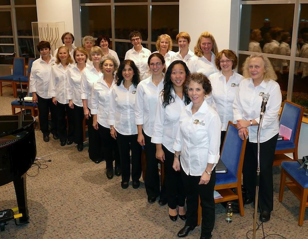 photo - Sisterhood of Temple Sholom Choir