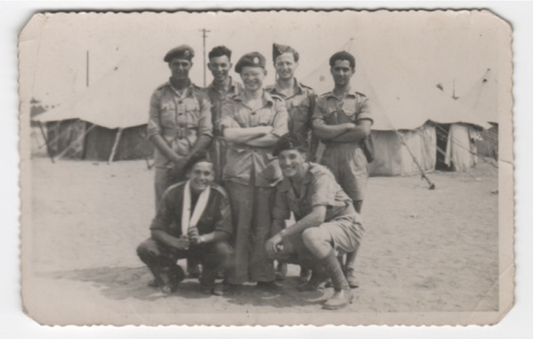 Serving with the RAF in Egypt