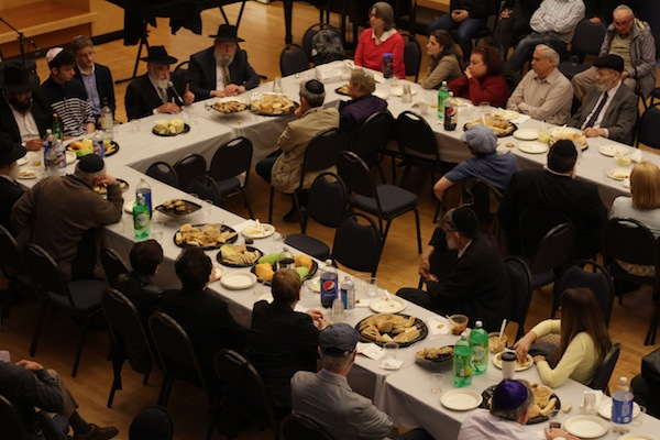 Event in honor of the Rebbe