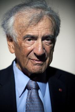 photo in Jewish Independent - Elie Wiesel