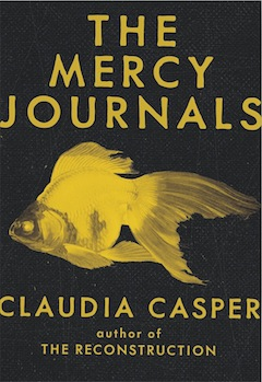 book cover - The Mercy Journals